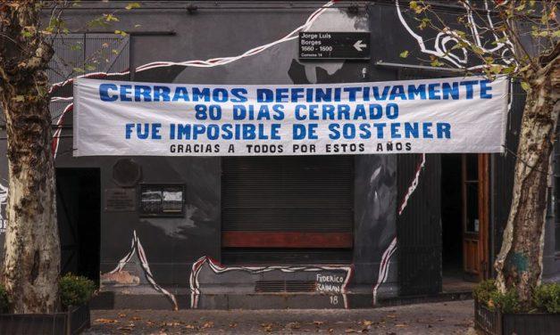 Comunicado de la ACIPAVOPCH solicitando asistencia a pymes y comercios de la Ciudad por la crisis económica que generó la pandemia