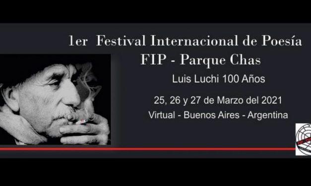 """""""FIP Parque Chas"""": se realizará un festival internacional de poesía"""