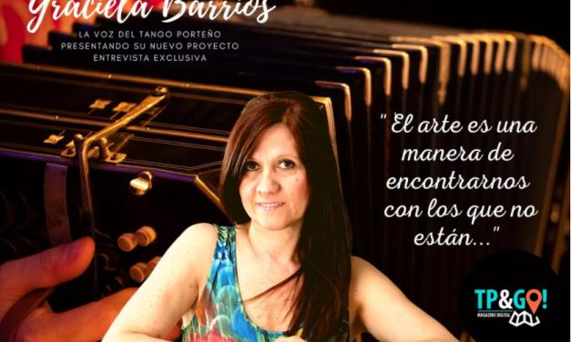"Graciela Barrios estrena ""Lo que Soñé"", música visual por YouTube"