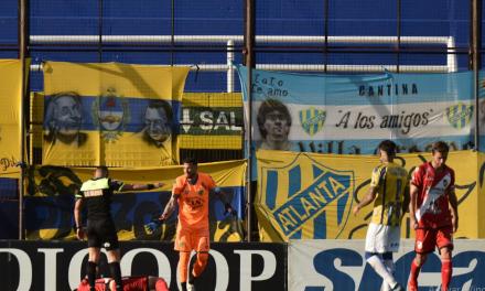 Atlanta empató con Deportivo Maipú pero sigue liderando su zona en la Primera Nacional