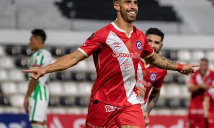"""Copa Libertadores: El """"bicho"""" volvió a ganar y lidera el grupo con puntaje ideal"""