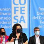 Vizzotti anticipó cuándo aplicarán la tercera dosis en la Argentina