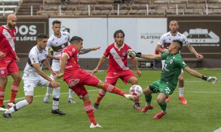 Argentinos y un nuevo empate, ahora ante Platense