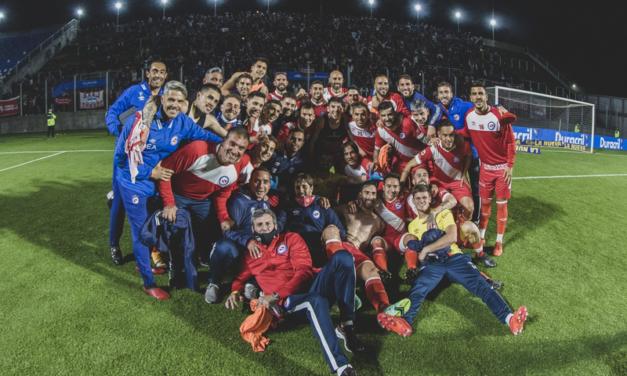 Argentinos pasó a semifinales de la Copa Argentina